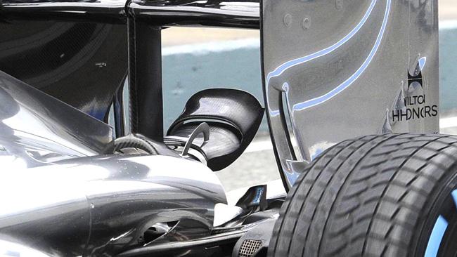 La McLaren ha mostrato il suo monkey seat