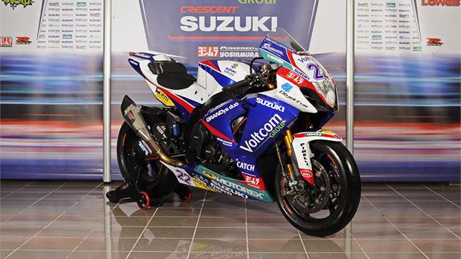 Ecco i nuovi colori della Crescent Suzuki