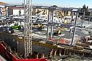 Ferrari: la nuova sede cresce a vista d'occhio