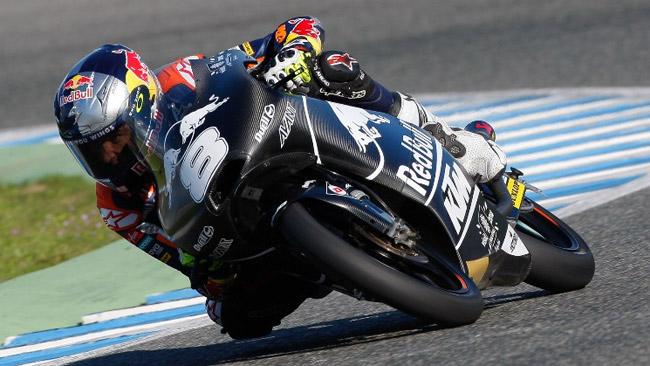 Jerez, Day 3: Miller ancora al top, ma Antonelli c'è