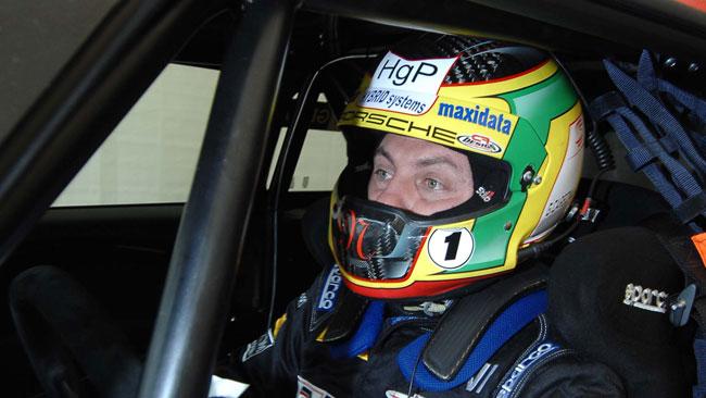Gianluca Carboni torna al volante di una Porsche