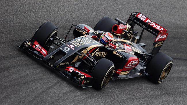 La Lotus spera di risalire dal terzo Gp dell'anno