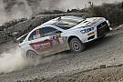 Max Rendina sul podio della WRC2 anche in Messico