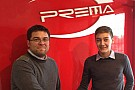 Alex Bosak e George Russell i piloti Prema per il 2014