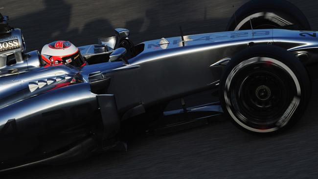 La McLaren cambia la livrea della MP4-29