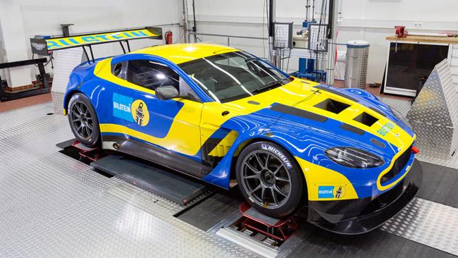 Aston Martin e Bilstein insieme nel FIA WEC 2014