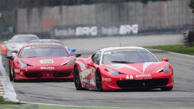 Domani 13 squadre in pista a Monza
