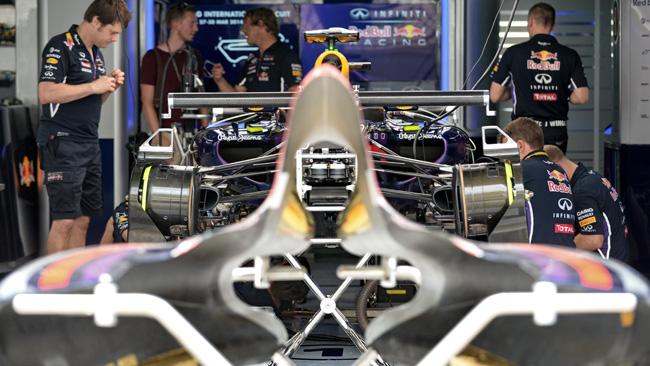 La Red Bull si prepara a cambiare faccia