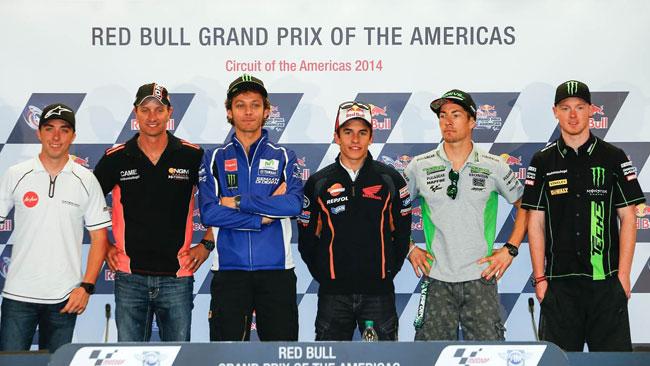 Rossi e Marquez criticano le scelte della Bridgestone