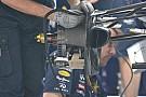 Red Bull: nuove prese d'aria dei freni anteriori