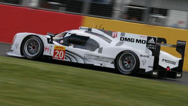 Silverstone, Libere 3: le Porsche fanno doppietta