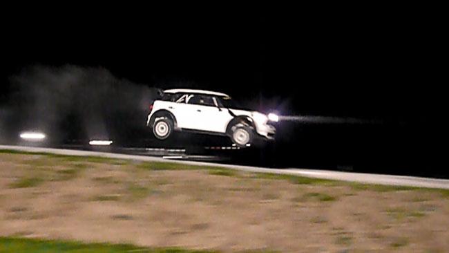 Franciacorta: Galli promuove la versione Rallycross