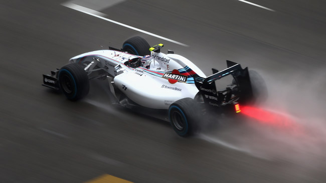 Orgoglio Pirelli: Bottas a 316 km/h sul bagnato in Cina!