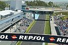 La maggior parte dei team in pista a Jerez anche oggi