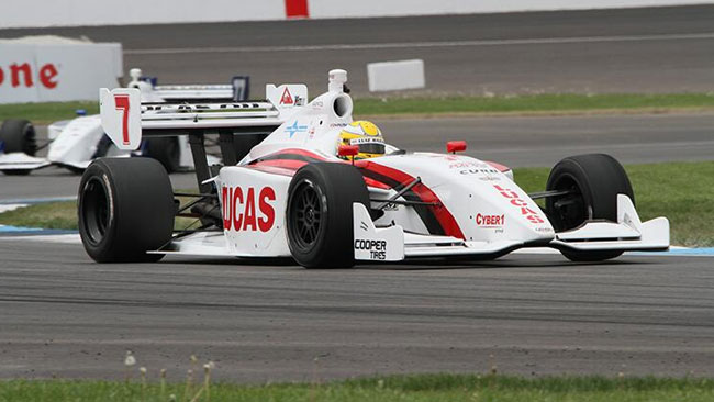 Prima vittoria in Indy Lights per Luiz Razia