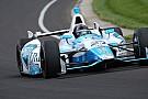 Indy 500, Libere 3: EJ Viso prima della pioggia