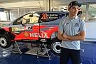 Paddon emozionato per il debutto con la Hyundai