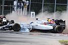 Massa e Perez dimessi dall'ospedale di Montreal