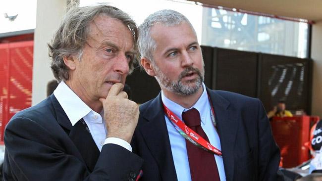 Montezemolo vuole portare la Formula 1 al Mugello
