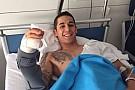 Luis Salom operato al mignolo destro a Barcellona
