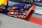 La Red Bull Racing ha bocciato l'ala anteriore!