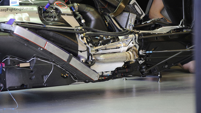 Mercedes: la frizione è vietata fra MGU-H e turbo