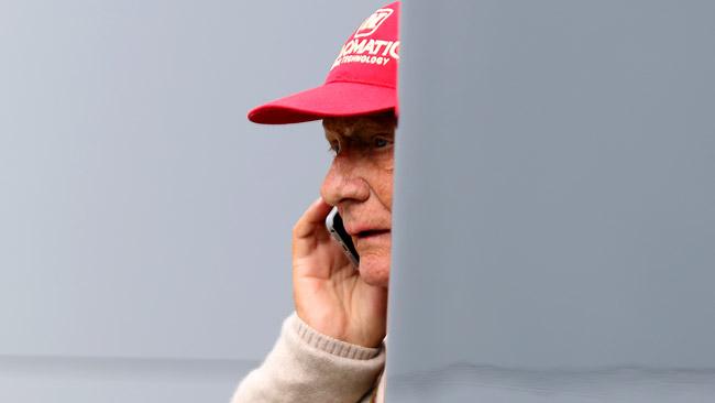 Lauda chiede scusa a Montezemolo e alla Ferrari
