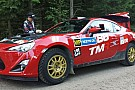 La Toyota svela le forme della GT86 WRC in Finlandia!