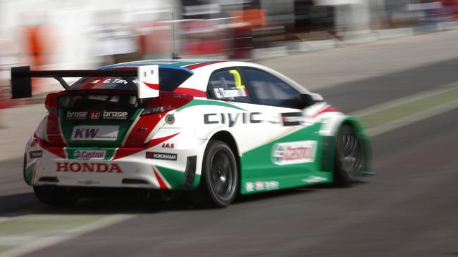 Argentina, Test: Tarquini in scia alle Citroën