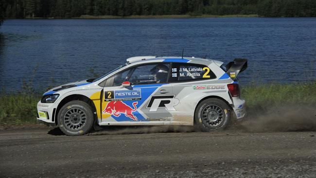 Latvala profeta in patria nel Rally di Finlandia