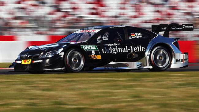 La Mercedes porta nel DTM dei tecnici di Formula 1