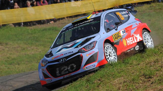 La Hyundai ripropone Bryan Bouffier in Francia