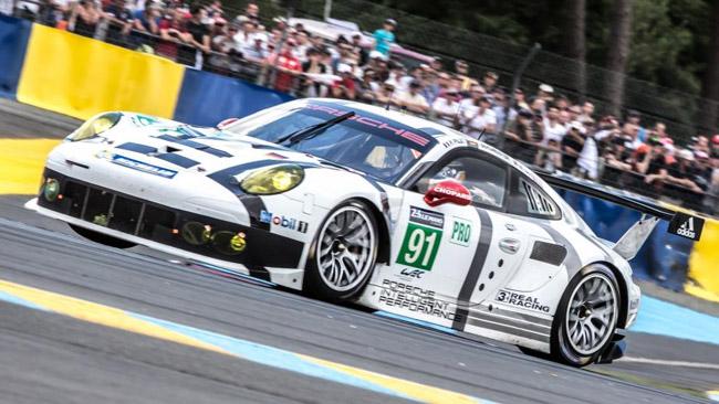 La Porsche modifica gli equipaggi in GTE-Pro
