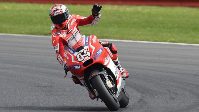 Ducati in pista a Misano con fiducia ed ottimismo