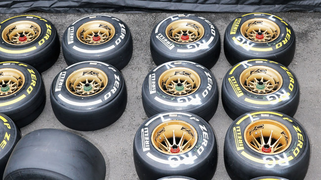 Pirelli: ecco le mescole scelte per Suzuka e Sochi