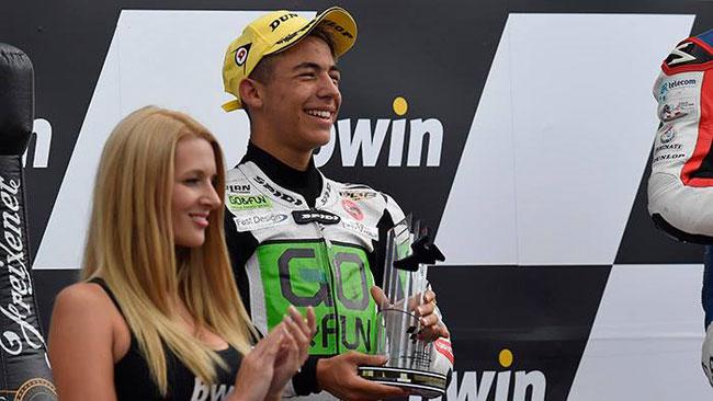 Gresini si tiene Bastianini e torna con Honda nel 2015