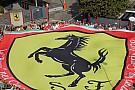 Il grande cuore Ferrari saluta Luca di Montezemolo