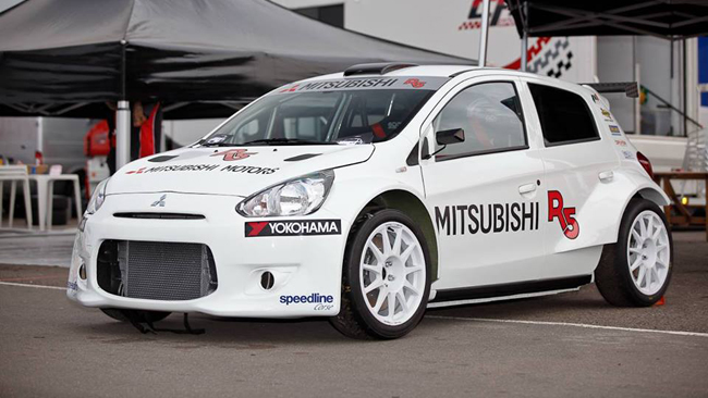 Pronta la nuova Mitsubishi R5