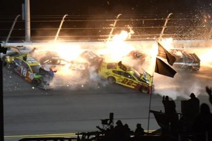 """""""Das Chaos ist ausgebrochen"""" - Frust bei Penske-Duo nach Daytona-Crash"""