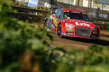 Christoffersson and Ekstrom teams join forces in WRX