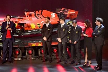 Formel-1-Liveticker: Enttäuschende Ferrari-Teampräsentation für 2021