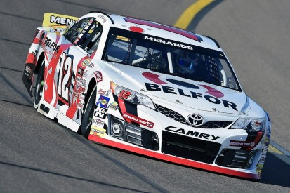 Why a British prospect is trying to make it in NASCAR