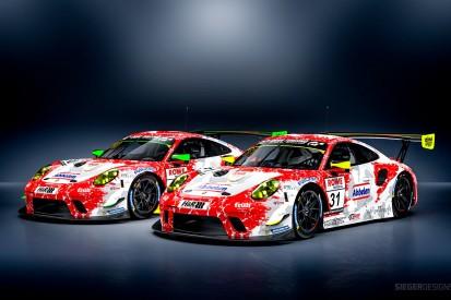 Frikadelli schickt zwei Porsche 911 GT3 R mit Profis auf die Nordschleife