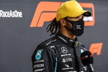 Warum Lewis Hamilton erst 30 Simulator-Runden im W12 gedreht hat