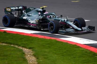 """Sebastian Vettel erstmals powered by Mercedes: """"Unser größter Vorteil"""""""