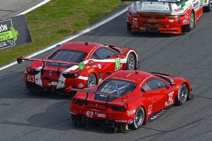 Ferrari-Pilot Molina: GT3 wird GTE in der WEC ersetzen
