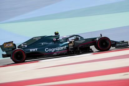 Erster Tag in Grün: Sebastian Vettel bei Aston Martin noch im Lernmodus