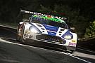 La Aston Martin al via nelle ultime due gare