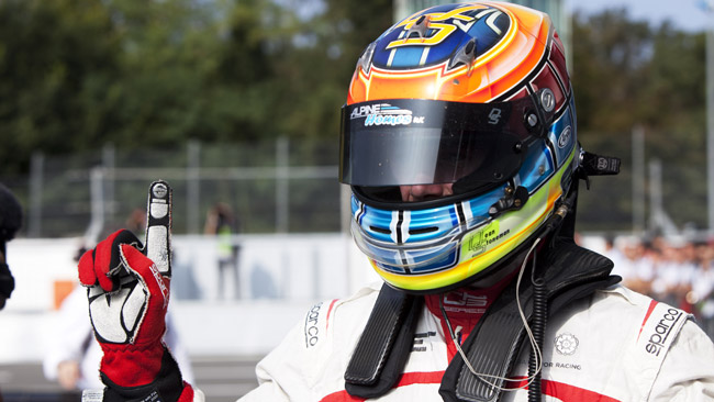 Dean Stoneman trova posto alla Koiranen GP