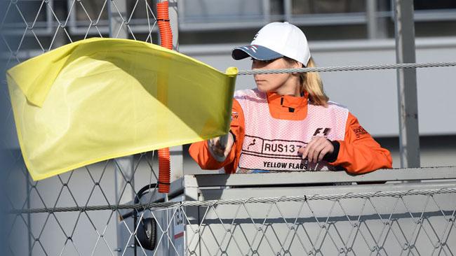Bandiere gialle: ad Austin primi esperimenti sui limiti?